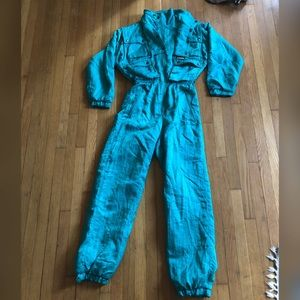 Sz SM Vintage Freddy Snowsuit
